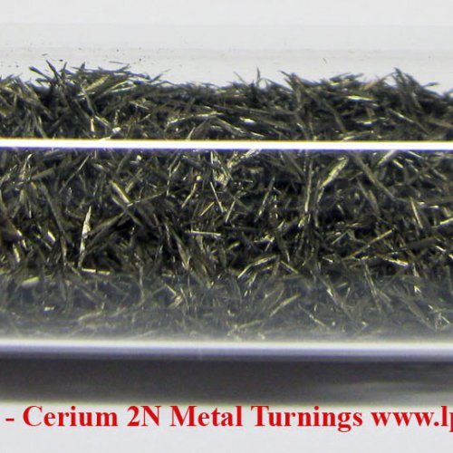 Cer - Ce - Cerium 2N Metal Turnings.jpg