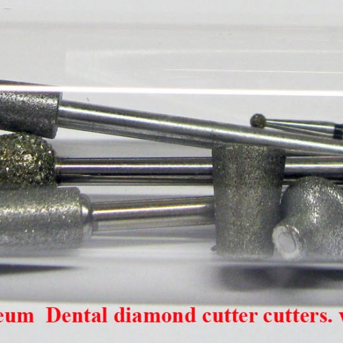 Uhlík - C - Carboneum  Dental diamond cutter cutters..jpg