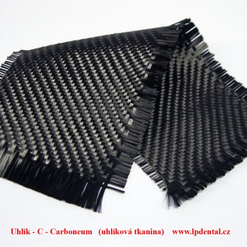 Uhlík - C - Carboneum Twill Weave Carbon Fiber Fabric