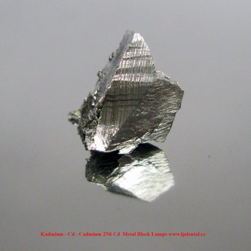 Kadmium - Cd - Cadmium 2N6 Cd  Metal Block Lumps 2.jpg