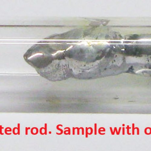 Thallium - Tl – Thallium 4N 0,1g Melted rod. Sample with oxide-free surface..jpg